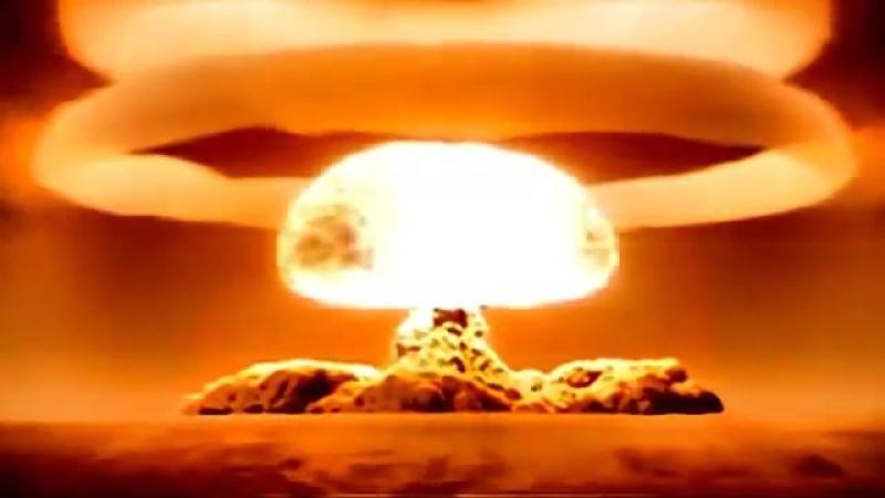 Взрыв атомной бомбы АН602 (она же «Царь-бомба») » Freewka.com - Смотреть онлайн в хорощем качестве