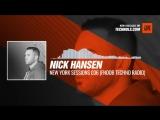 Techno Music with Nick Hansen - New York Sessions 036 (FNOOB Techno Radio) #Music #Periscope #Techno