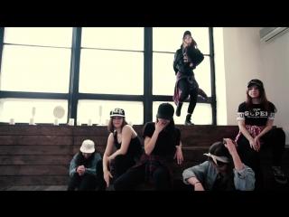 Совместная работа учеников школы Summer Groove. Different dancehall.
