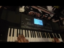 Korg Pa 600 - Russian Disco Pop -Некуда бежать