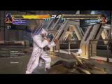 Tekken 7 – Парирование ударов (Дзин Кадзама)