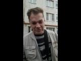 Геннадий Викторович идет на автобус