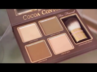 Палетка Cocoa Contour Too Faced