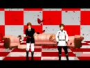 【APH MMD】Romano ft. Veneciano - KiLLER LADY (Italy Brothers) (♥ω♥ )