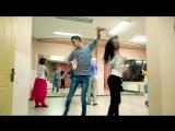 Alexander and Antonina. Zouk practice (Sia - Helium) full hd 1080p