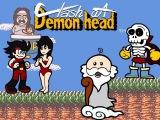 Clash at Demonhead прохождение 100 Игра на (Dendy, Nes, Famicom, 8 bit) Vik Tokai 1990 Стрим RUS