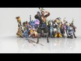 Overwatch Hanzo Dance Emote Animated Wallpaper 1080p FULLHD