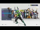 Genji Ranger Dance Emote | What Genji is Dancing To