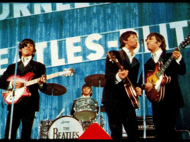 The Beatles [1966.06.26] Concert at Ernst Merck Halle (Hamburg)