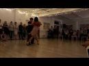 Alexey Churkin Olga Zhuk show (Juan D'arienzo — Dime mi amor) @ Kvartal — another angle