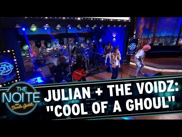Julian Casablancas e The Voidz tocam