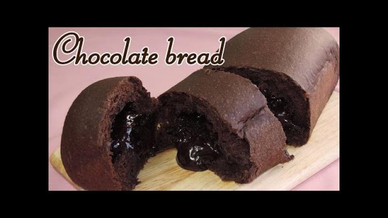 [몽브셰] 초코가득!초코식빵 만들기 (chocolate bread)