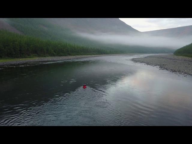 Putorana 2017 Ayan river