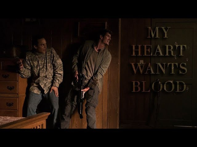 Troy Nick    My Heart Wants Blood [3x13]