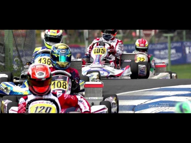 Preview n1 PFI CIK FIA World Championship