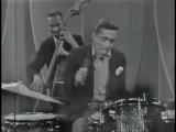 Sammy Davis Jr. on drums &ampamp vibes