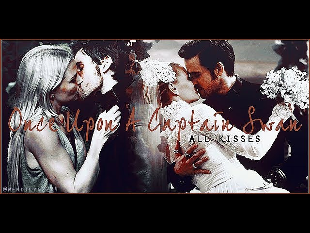 Once Upon A Captain Swan - All Kisses - Through 07x02 - A Pirate's Life