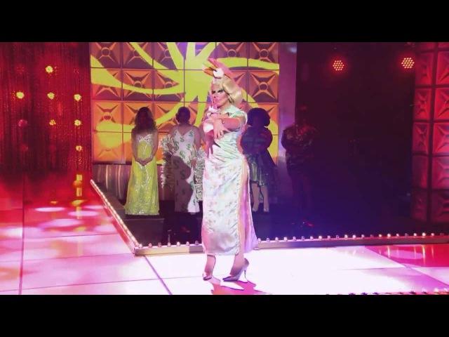RuPaul's Drag Race: Trixie Mattel V.S Pearl Lipsync - Dreaming by Blondie