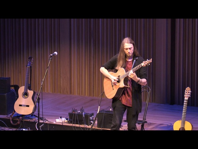 Somebody That I Used To Know - Mike Dawes - Live At Cedars Hall