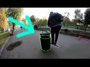 🛴Самокатеры БЕСПРЕДЕЛЬЩИКИ ломают мусорки