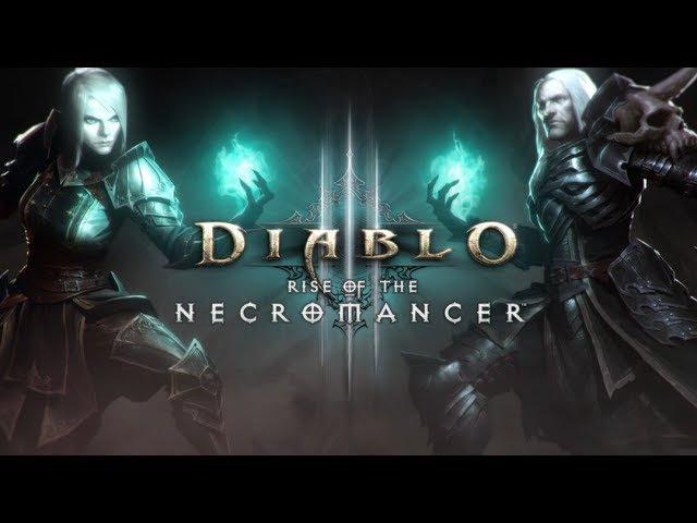 Diablo III GR 100 Necromancer solo 12 season