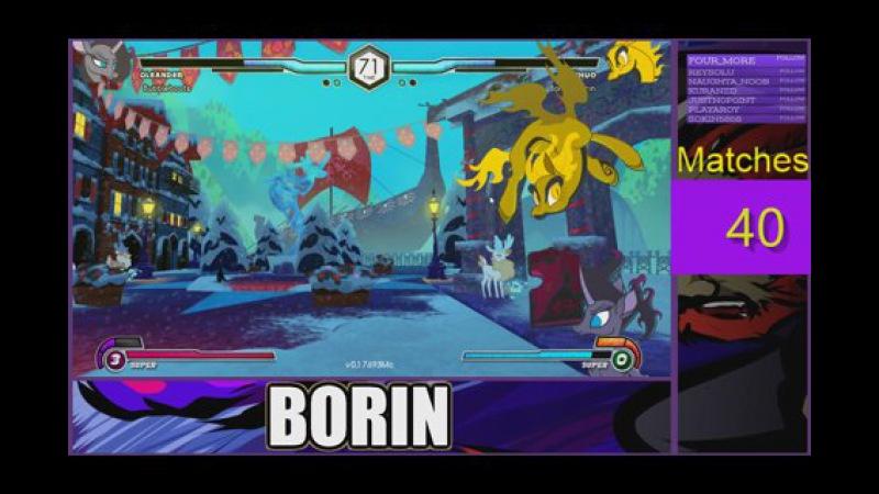 TFH Bubbleboots VS Borin   100 Matches