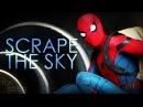 Spider Man Scrape the Sky
