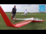 ASW 27, ASG 32 MI, 2X SZD-54 PERKOZ, PZL WILGA RC SCALE GLIDERS TOMAHAWK DESIGN AIRSHOW FLIGHT
