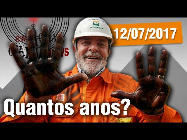Lula Condenado, Geddel em Casa e Cleo Pires Danadinha OtarioNews
