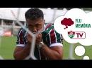 FluTV Adriano Magrão revela seu amor ao Tricolor e relembra sua passagem pelo Fluminense