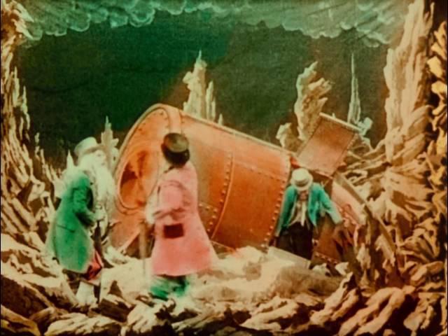 1902 Le Voyage dans la Lune