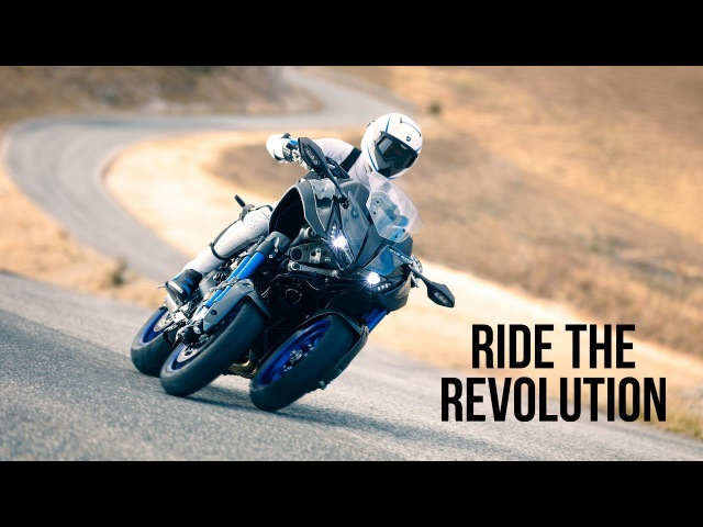 New Yamaha NIKEN - Technical video one Product overview