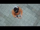 Доставка кофе по воздуху квадрокоптером в Кременчуге. Полет на DJI Mavic PRO