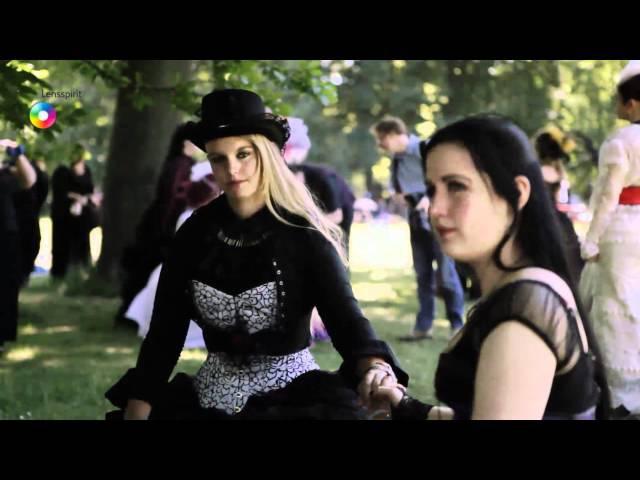 21. WGT 2012: The Best of Wave-Gotik-Treffen in Leipzig - Shortversion