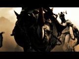 Спартанцы против Носорога и Слонов! 300 Спартанцев. 2007.