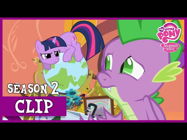 "MLP: FiM – Spike's Growth Spurt ""Secret of My Excess"" [HD]"