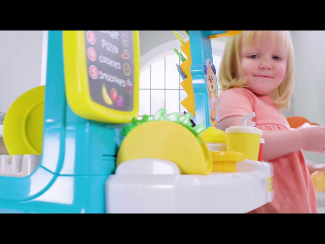 Laugh Learn® Servin' Up Fun Food Truck | Fisher-Price