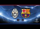 FC Barcelona vs Juventus 3-0 ● All Goals and Highlights ● Champions League 12/9/2017 ● HD