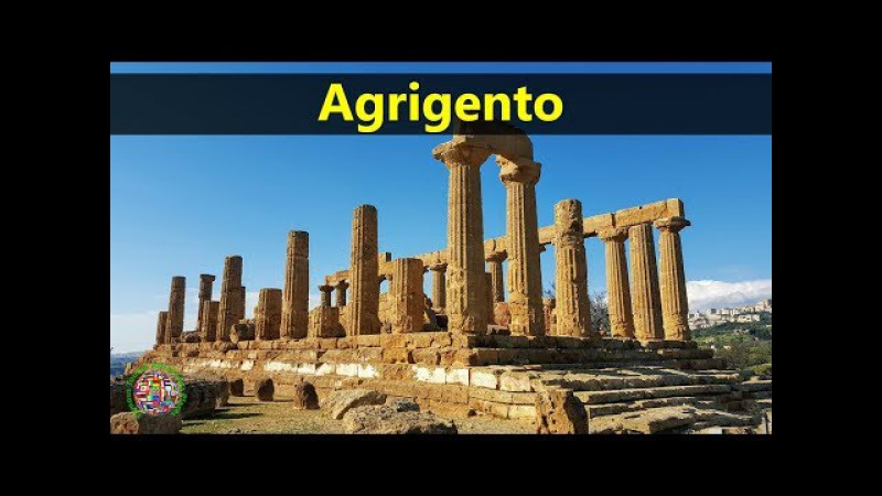Best Tourist Attractions Places To Travel In Italy | Agrigento Destination Spot