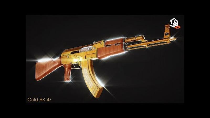 Макрос на AK 47 GOLD сэнс 25 прицел 2 0