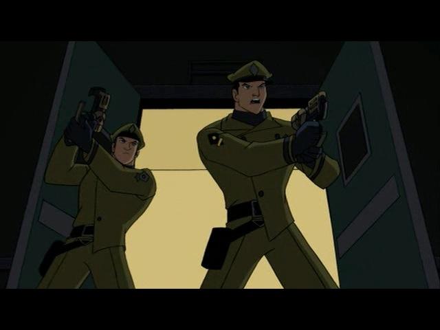 Бэтмен (2004) 8 серия (1 сезон)
