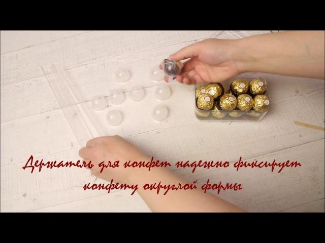 Мастер - класс Букет из мягких игрушек и конфет