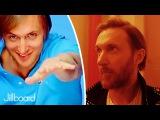 David Guetta - Music Evolution (2007 - 2017)