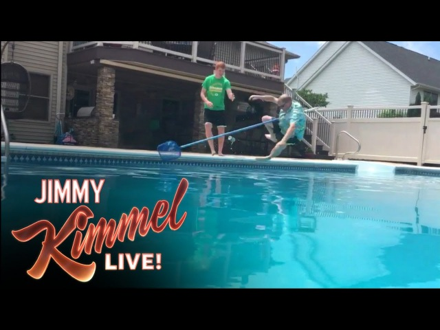 YouTube Challenge – Hey Jimmy Kimmel, I Told My Dad I Love Him