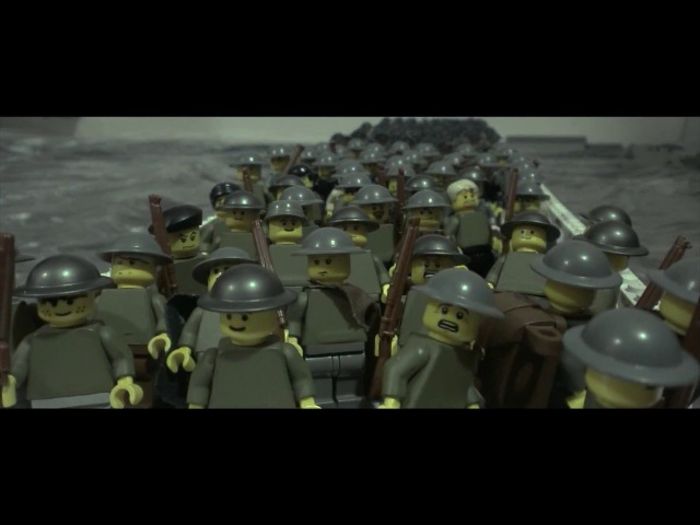 Dunkirk - Announcement in LEGO