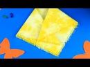 Как покрасить ткань в домашних условиях узелковый батик
