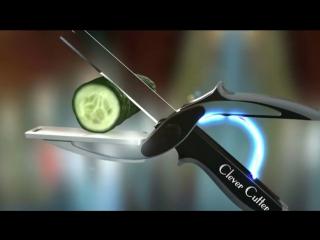 🔥 УНИКАЛЬНАЯ НОВИНКА. Чудо- нож Clever Cutter 3в1 🔥 Clever Cutter совмещает в себе нож и доску. Это революция на вашей кухне!