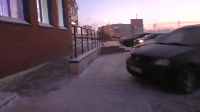 Сводка. Изнасилование на Комсомольской. Место происшествия 19.01.2018