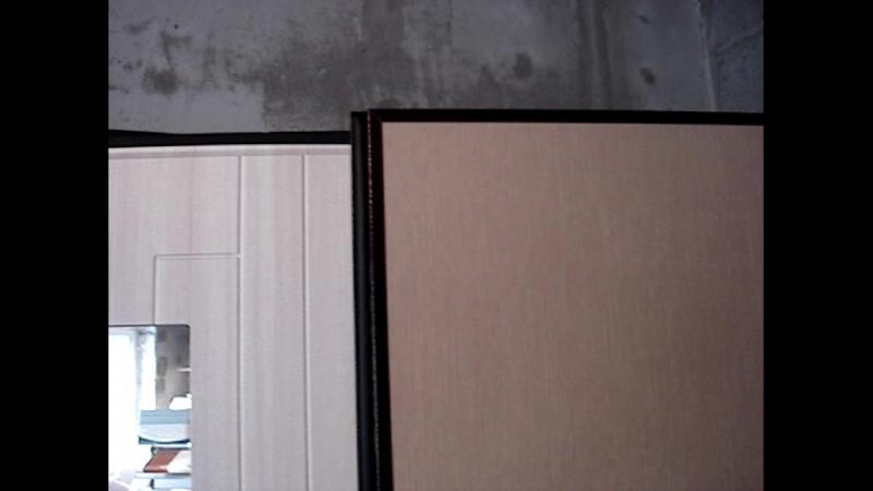 Гранит Т3М с зеркалом цвет панели Клен и М2 цвет панели Дуб белёный