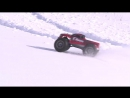 Traxxas E-Maxx Brushless Edition - Now with Waterproof Electronics!